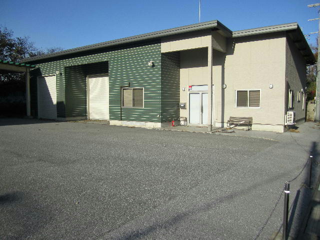 多賀の倉庫